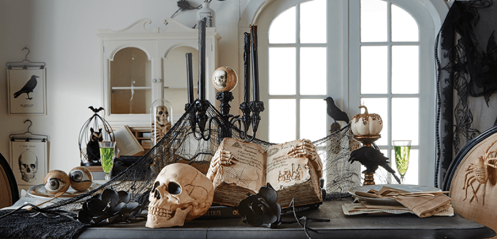 Spooky Decor Ideas.