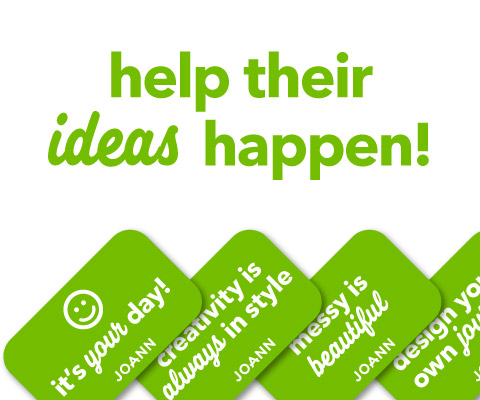 Help their ideas happen! In just a few easy steps, you can personalize a card that's the perfect gift!
