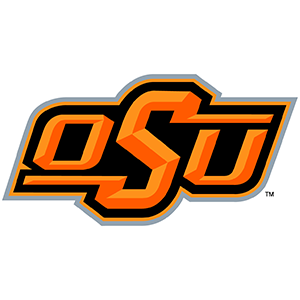 """NEW Collegiate Collection Oklahoma State University 26/"""" x 21/"""" Laundry Bag"""