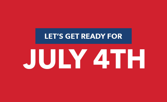 Let's get ready for July 4th!