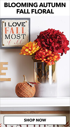 Simply Autumn Fall Decor has arrived at JOANN