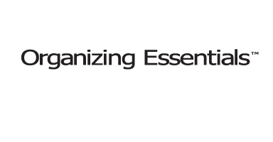 Brands, Organizing Essentials.