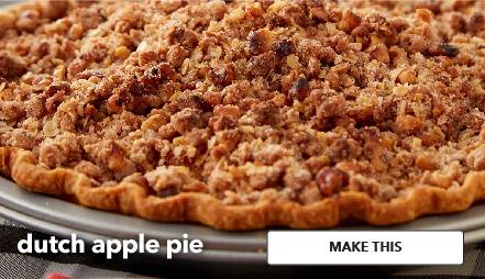Dutch Apple Pie. Make This.