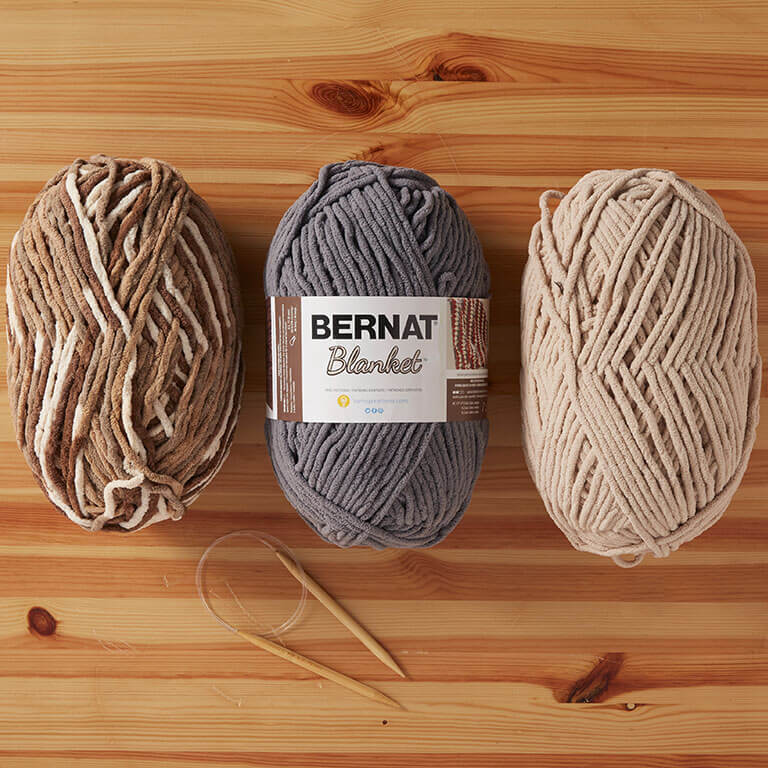 Knitting Supplies.