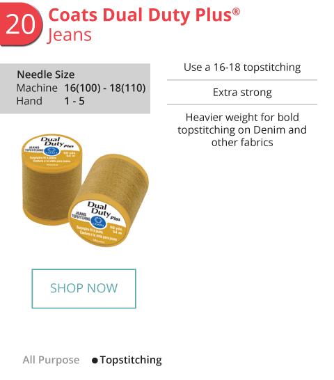Coats Dual Duty Plus - Jeans