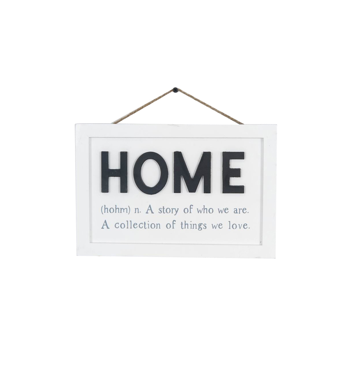 Simply Spring 12\u0027\u0027 Wall Decor-Home Definition