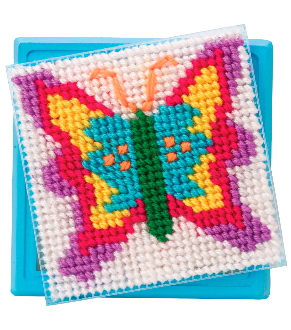 Simply Needlepoint Kit-Butterfly