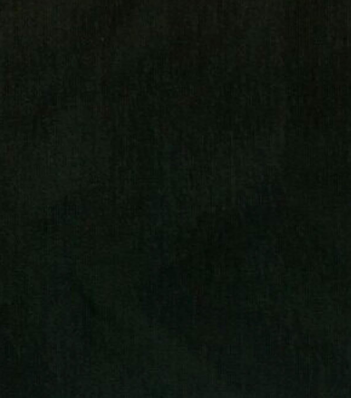 Apparel Lining Stretch Fabric -Black