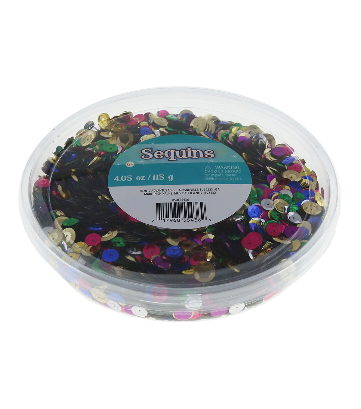 Sequin Tub Multi Mix
