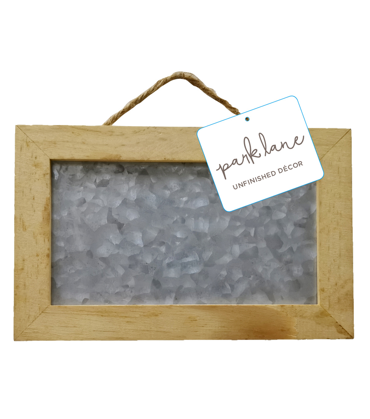 Unfinished 5X8 Wood Frame with Metal | JOANN