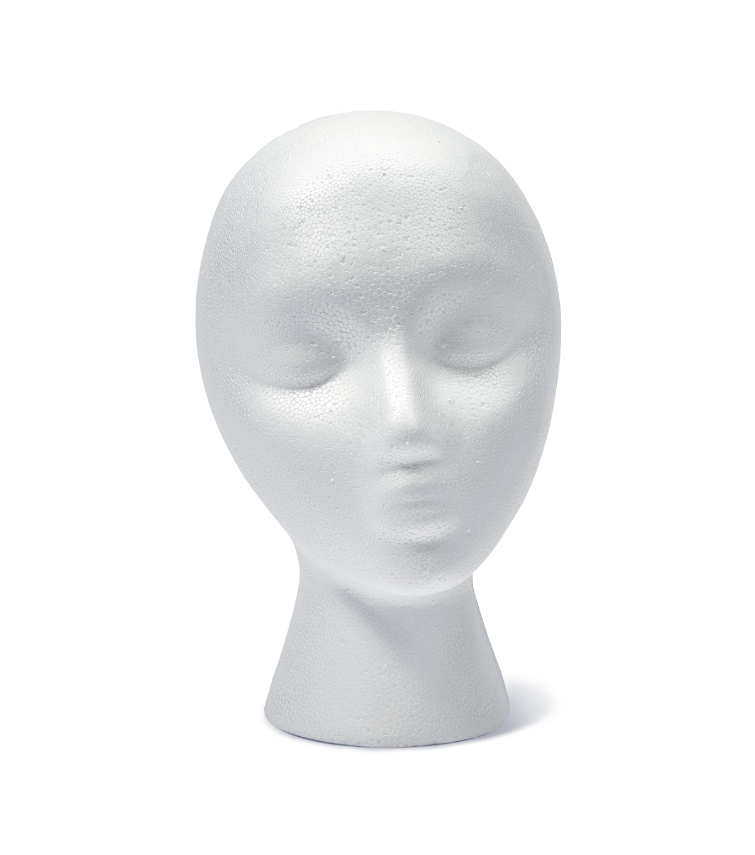Female Foam Head   JOANN