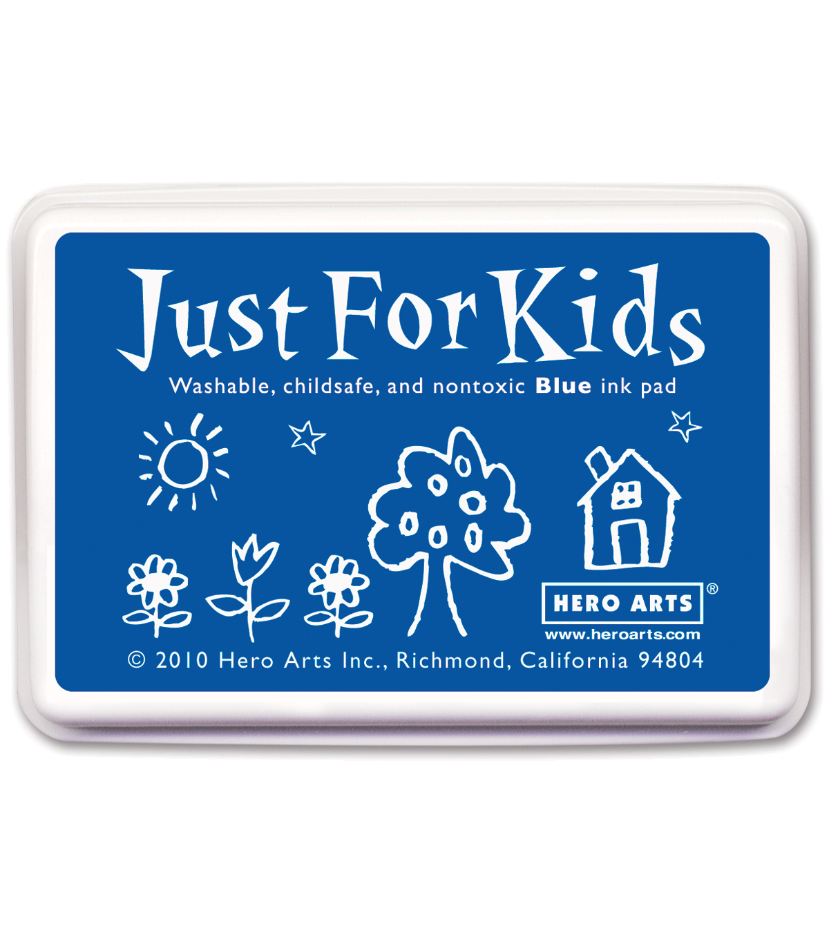 Hero Arts Just For Kids Inkpad-Blue