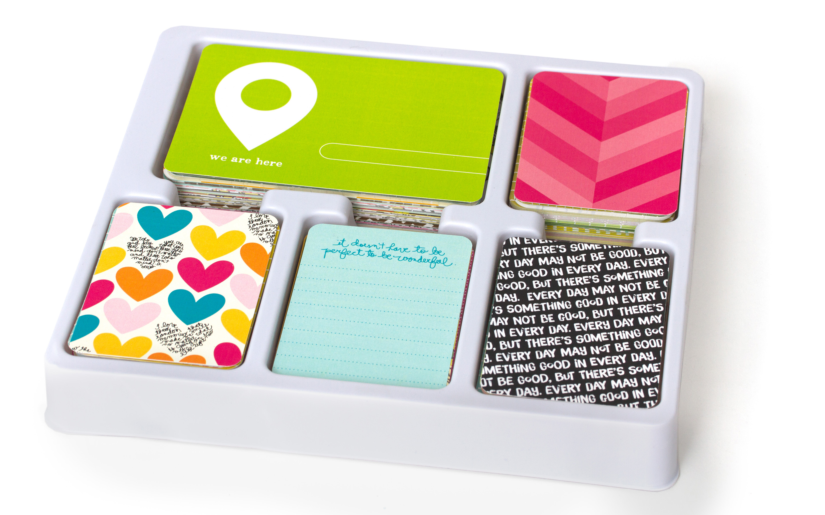 Becky Higgins Project Life Core Kit