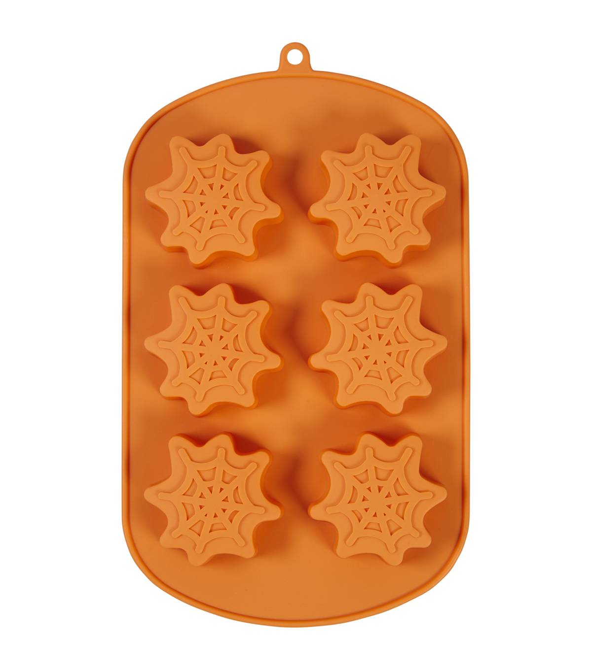 Wilton Maker\u0027s Halloween Silicone Treat Mold-Treat Mold Spider Web