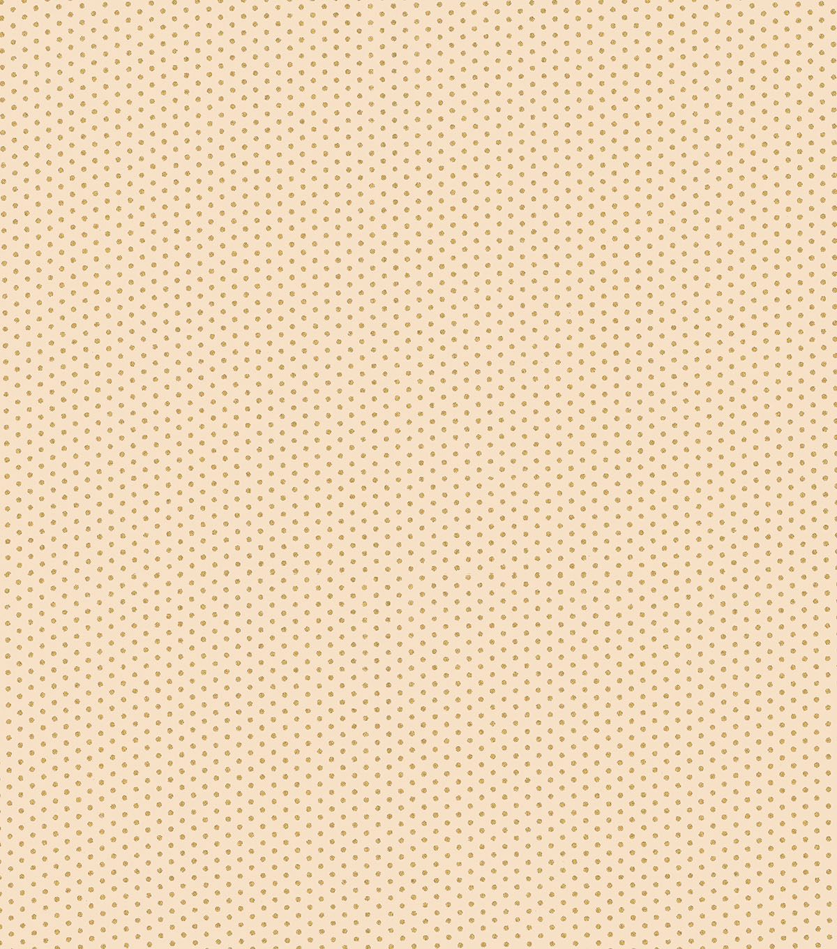 Fall Harvest Cotton Fabric-Ivory Dots Metallic