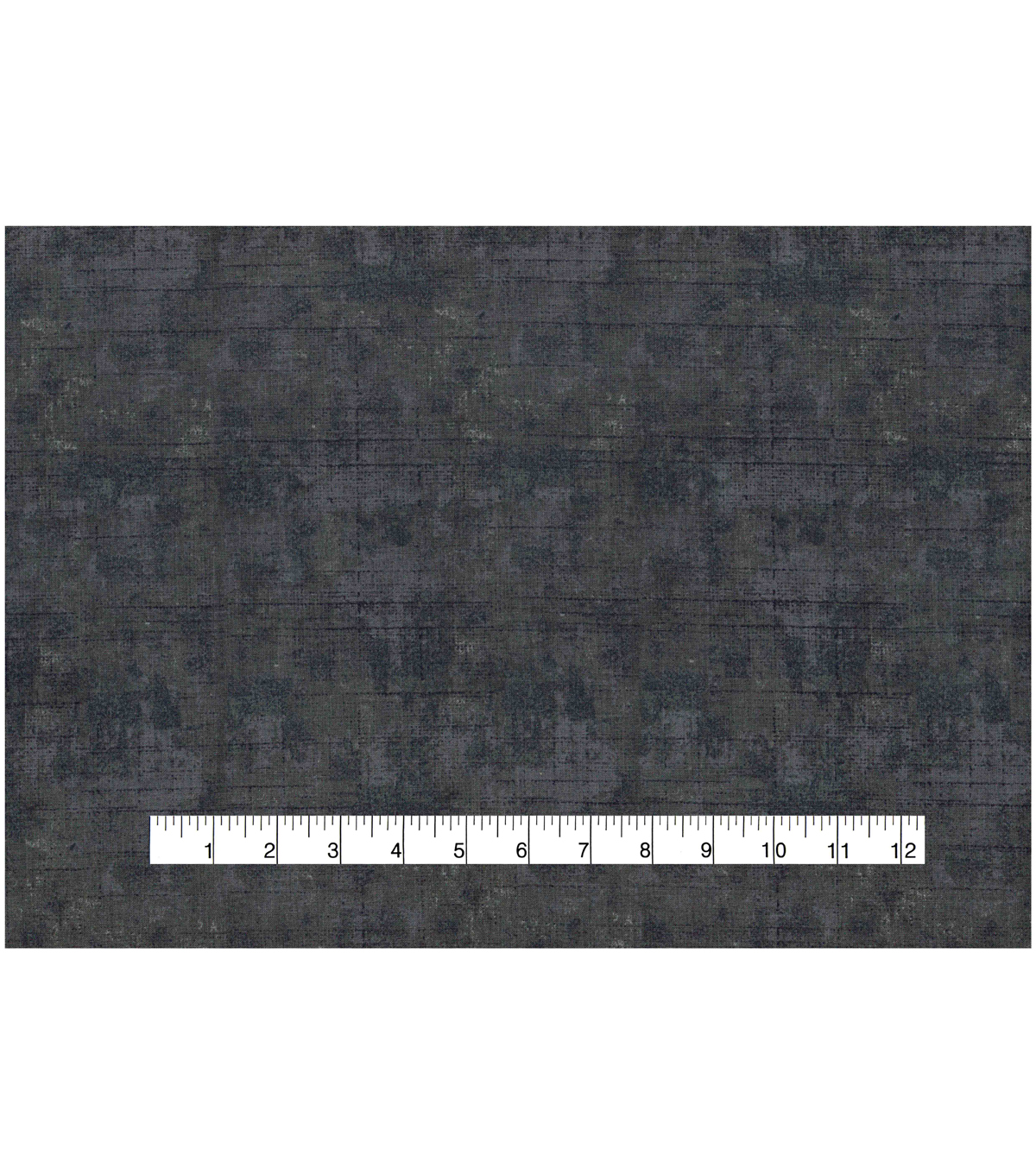 Keepsake Calico Cotton Fabric 43\u0027\u0027-Dark Gray Tonal Blender