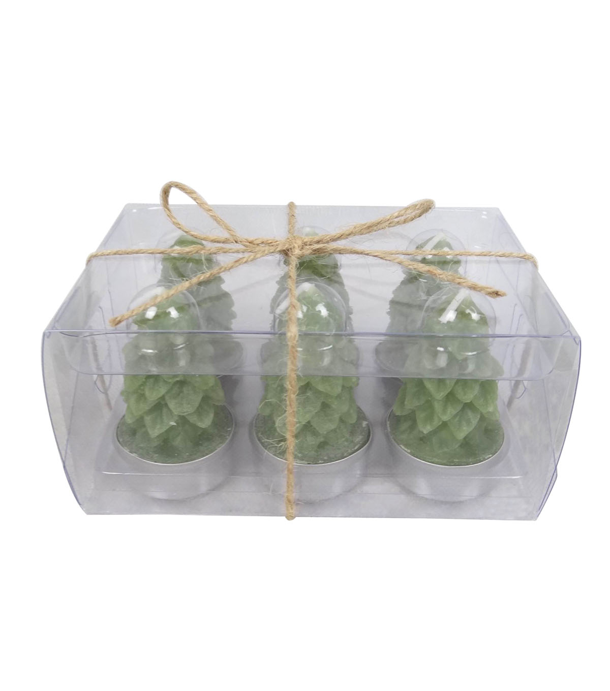 Maker\u0027s Holiday Christmas Farmhouse 6 pk Tree Tealights