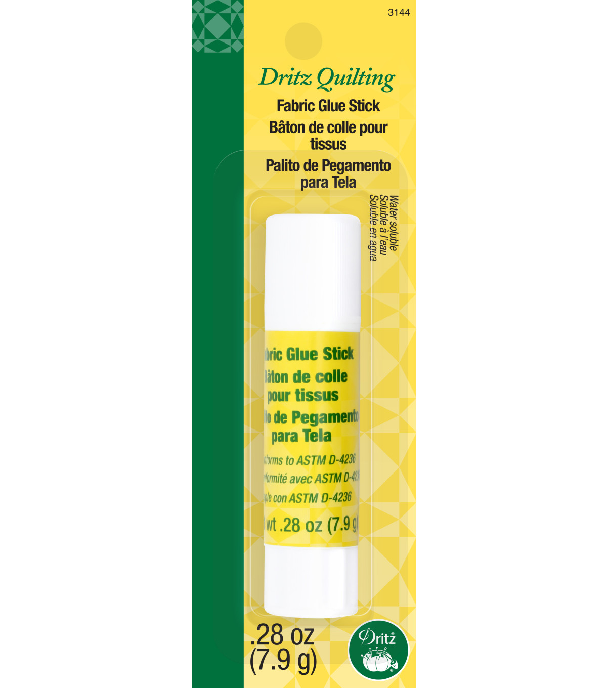 Dritz Quilting Fabric Glue Stick