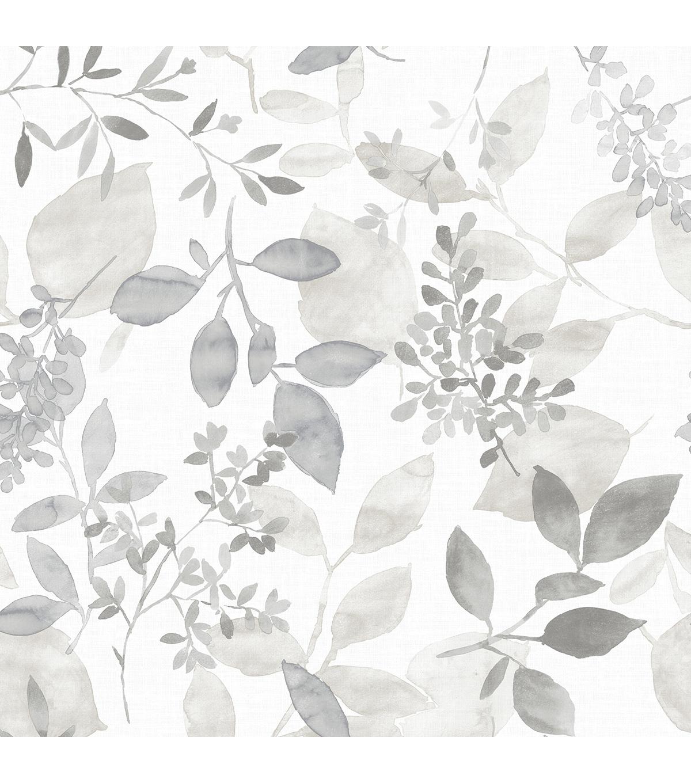 Wallpops Peel Stick Wallpaper Grey Breezy Joann