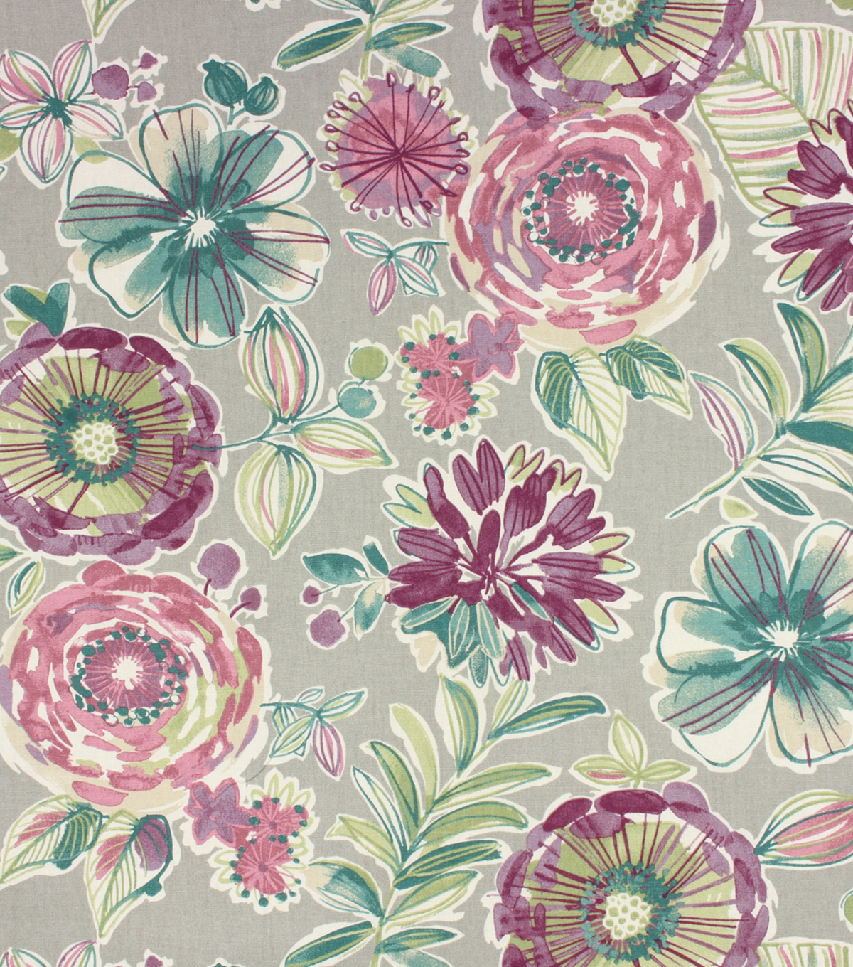 Home Essentials Home Décor Fabric- Colsen Orchid