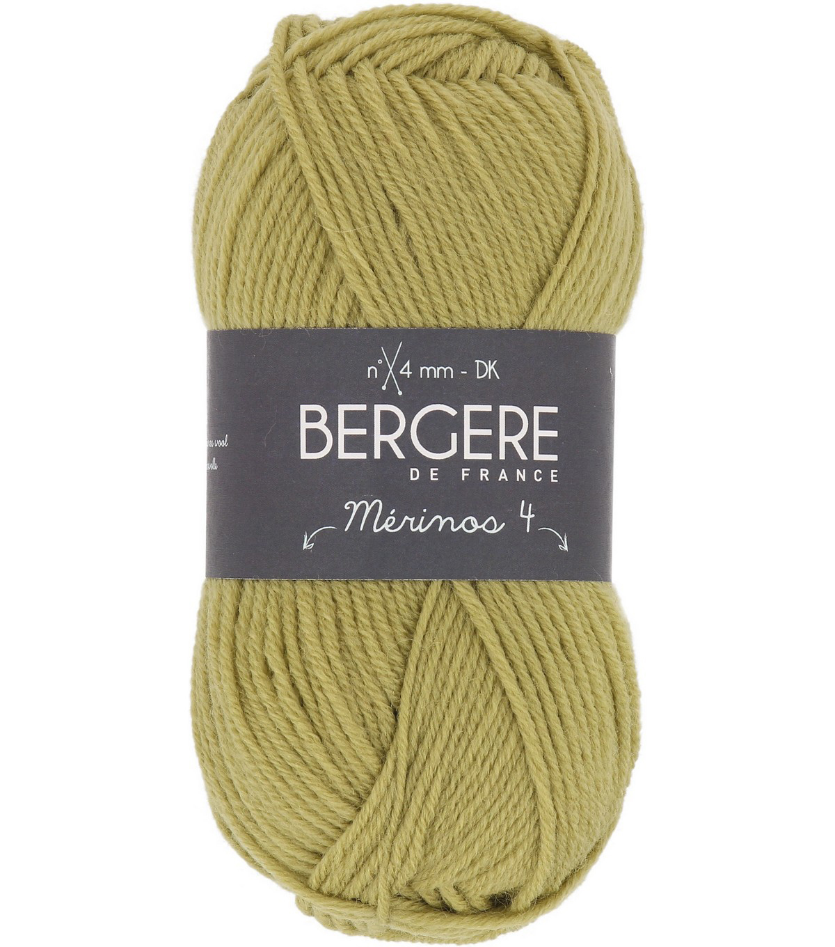 Bergere De France Merinos 4 Yarn, Fougere