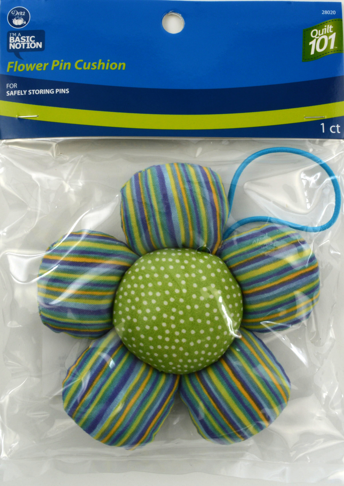 Flower Pincushion-