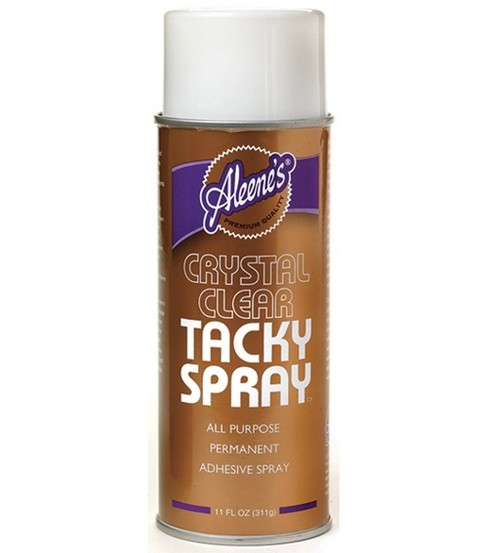 Aleene\u0027s Crystal Clear Tacky Spray