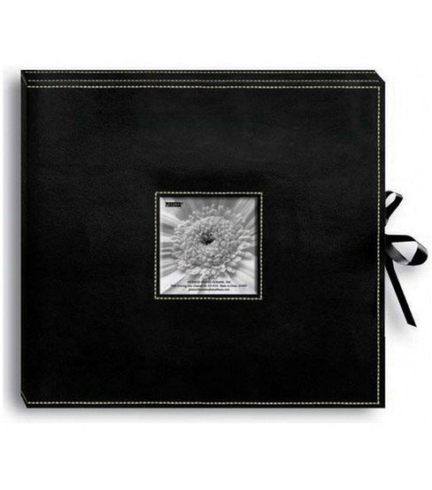 Pioneer Leatheretter D-Ring Album, Black