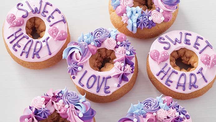 Decorate Donuts