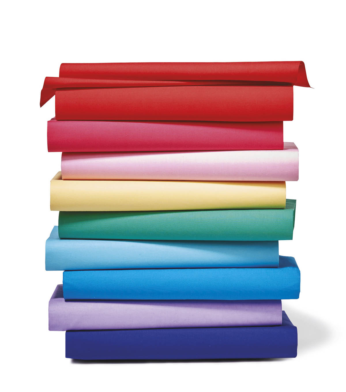 Symphony Broadcloth Polyester Blend Fabric -Solids