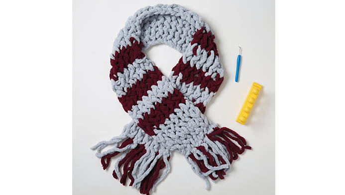 Kids' Zippy Scarf