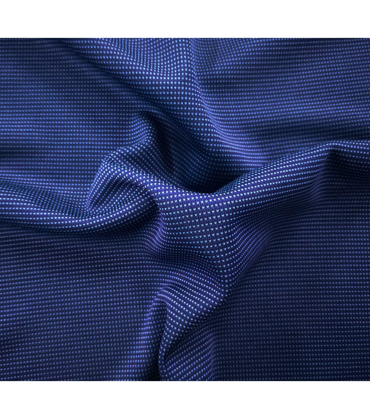 Loungeletics Reversible Quick Dry Knit Fabric591\u0027\u0027-Blue