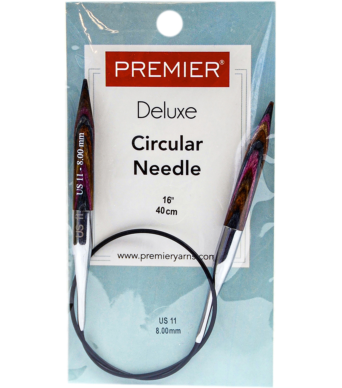 Premier Yarns Fixed Circular Needles 16\u0022