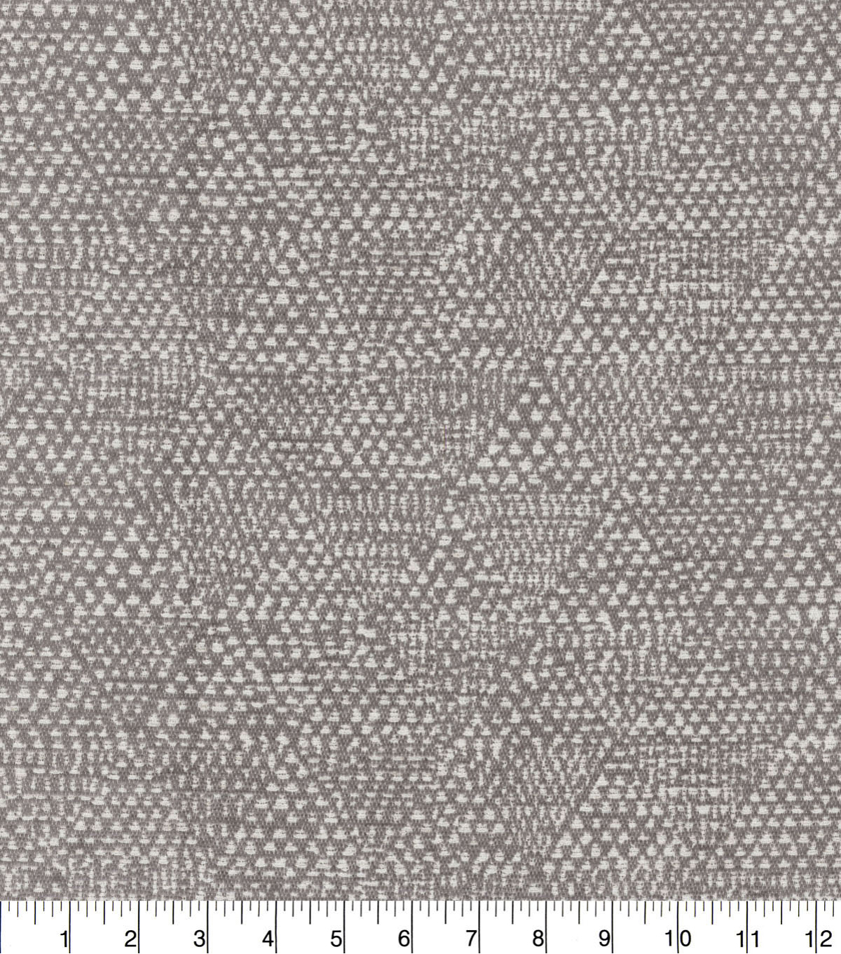 PKL Studio Upholstery Décor Fabric 9\u0022x9\u0022 Swatch-All Angles Cinder