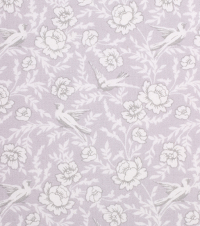 Keepsake Calico Cotton Fabric 43\u0022-Birds On Floral