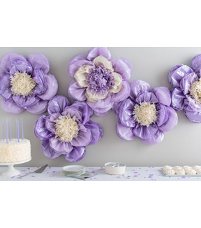 Martha stewart tissue paper pom pom kit pansies deep joann martha stewart tissue paper pom pom kit pansies deep mightylinksfo