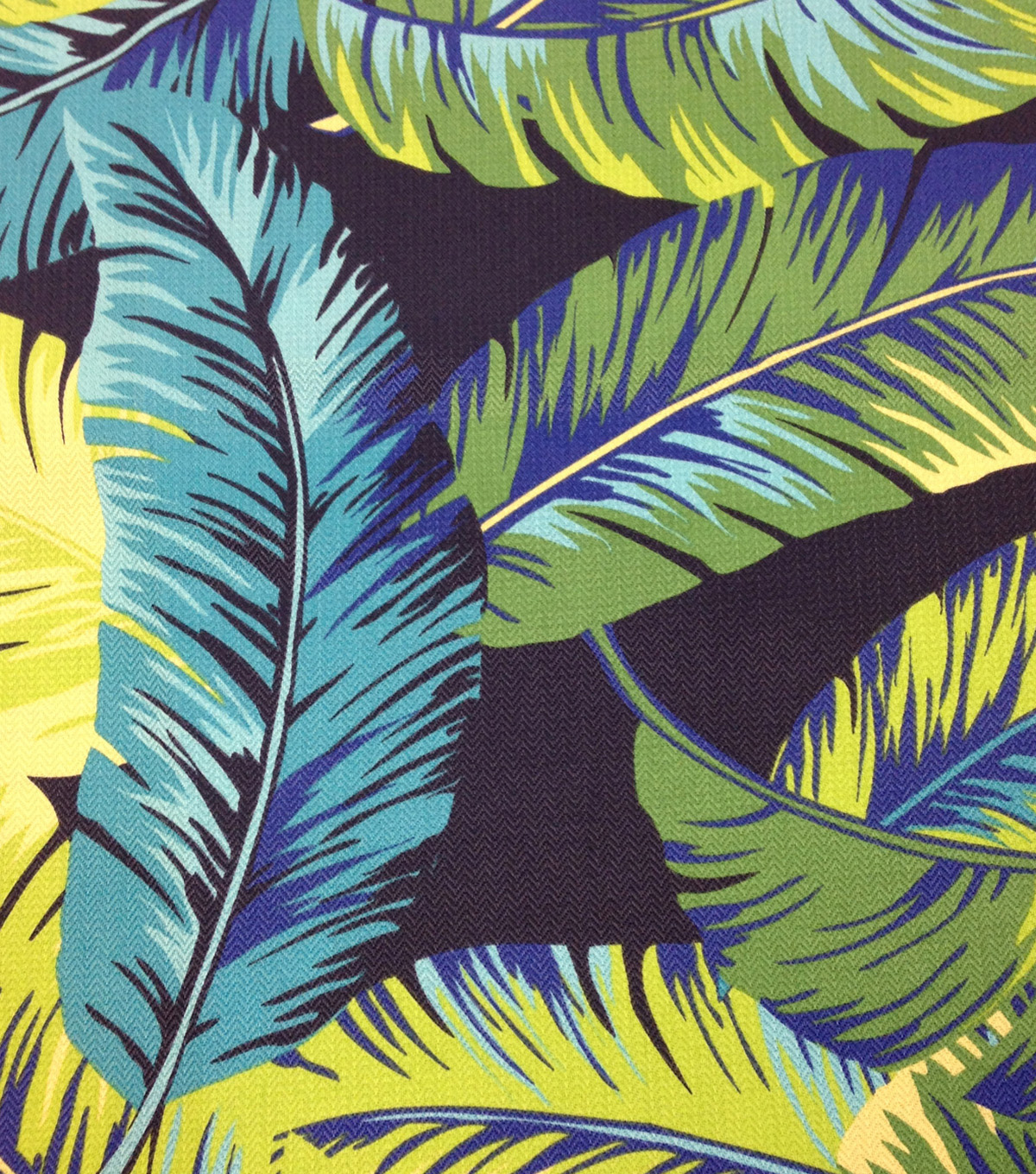 Outdoor Fabric Palm Leaf