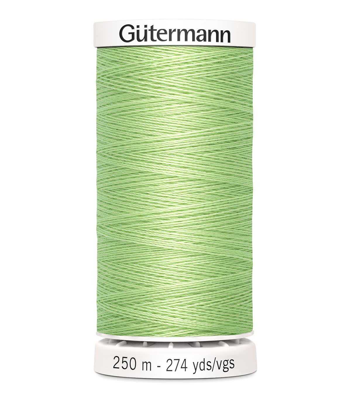 Gutermann Sew-All Thread 273Yds-(600 & 700 series) Cool Tones , Light Green 704