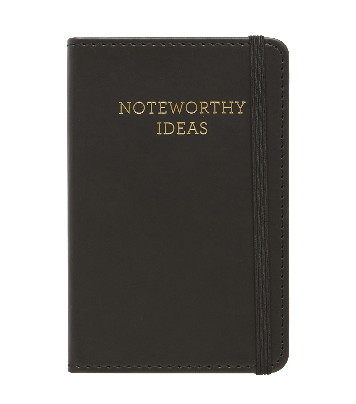 Park Lane Small Journal-Black Noteworthy