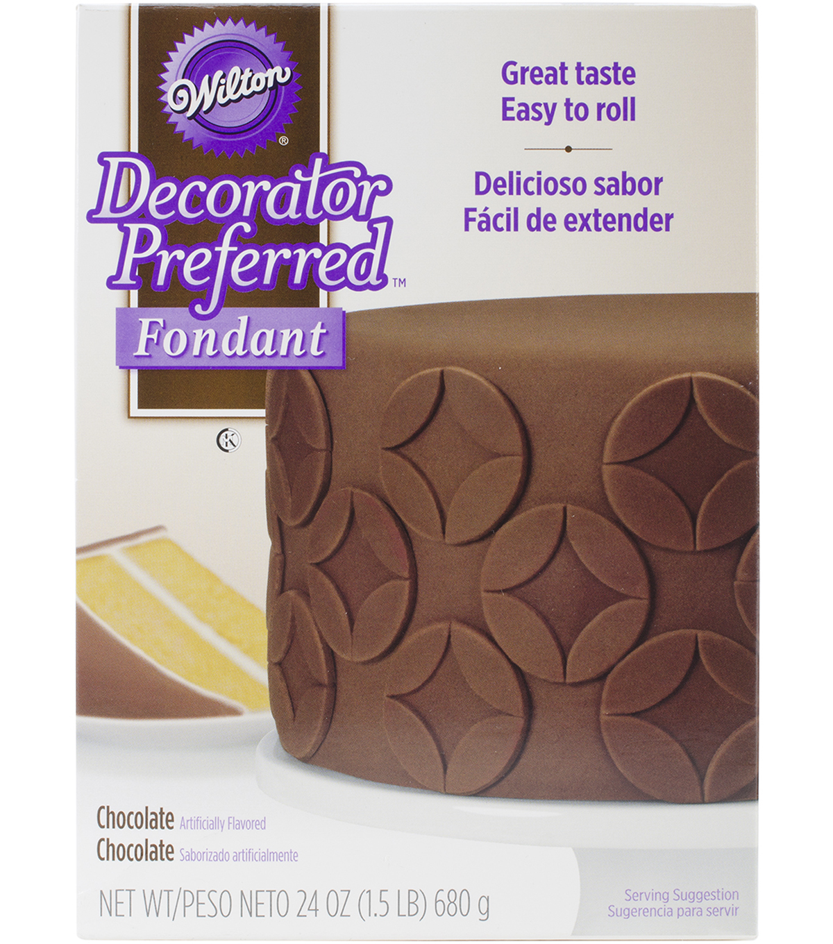 Decorator Preferred Fondant 24oz
