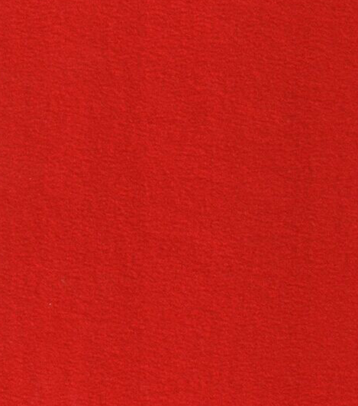 Blizzard Fleece Fabric Solids-3 yard Pieces, Chili Red