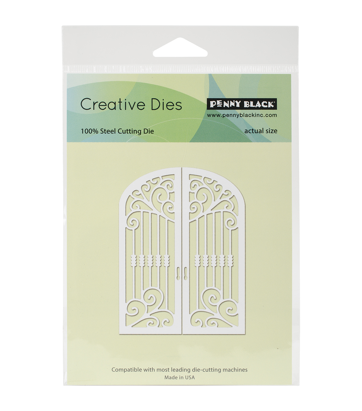 Penny Black Creative Dies-Gothic Gate