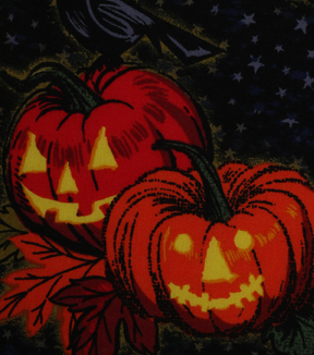 Halloween Cotton Fabric 43\u0022-Bewitching Hour