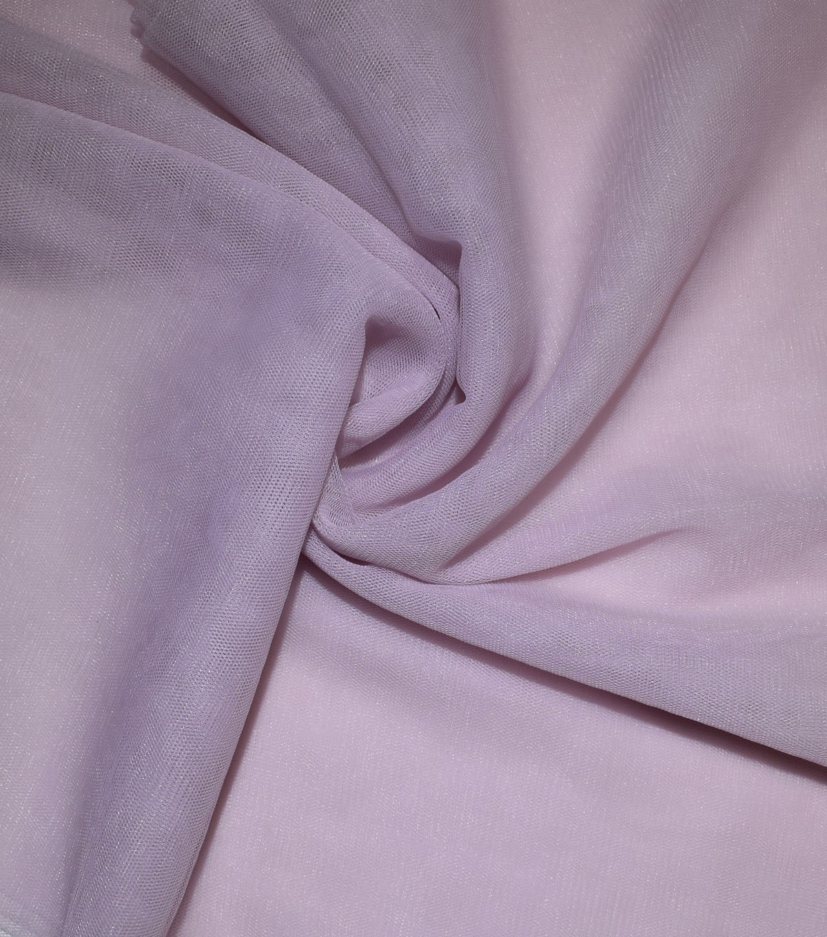 Casa Collection Solid Tulle Fabric 57\u0027\u0027, Dawn Pink