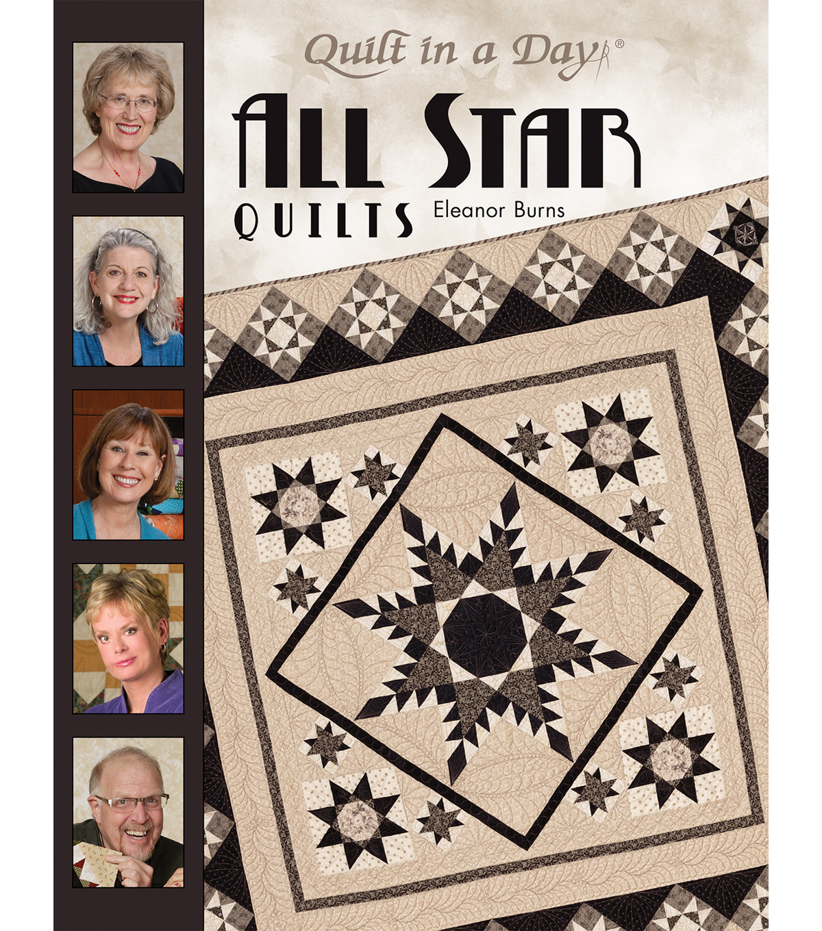 Leisure Arts All Star Quilt