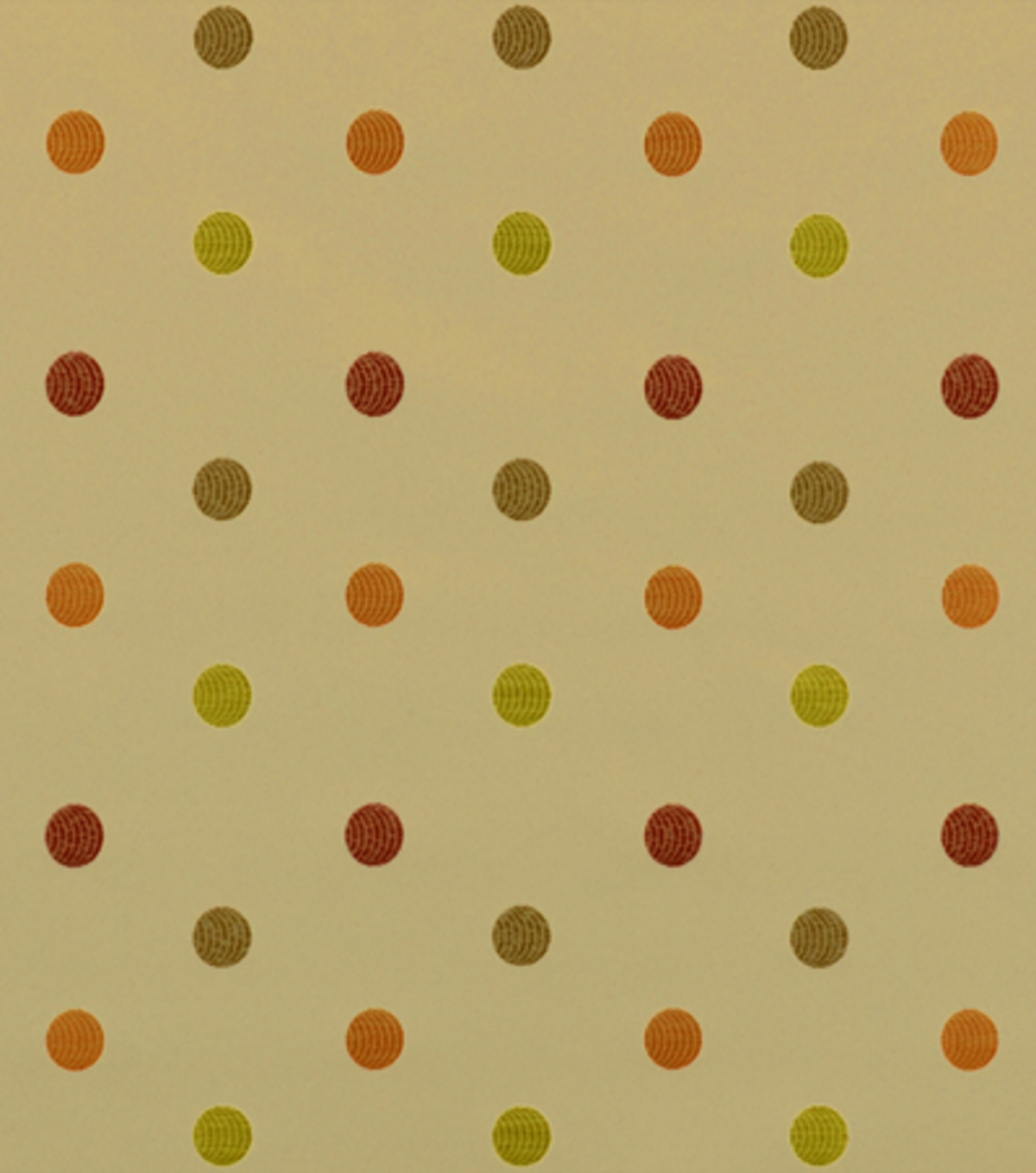 Home Decor 8\u0022x8\u0022 Fabric Swatch-Covington Lottie Dottie 214 Tropique