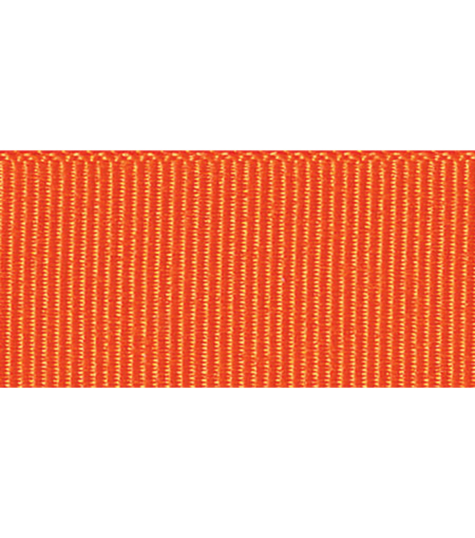 Orange Ribbon Offray Torrid Orange Grosgrain Ribbon 1 1//2 inches wide x 10 yds