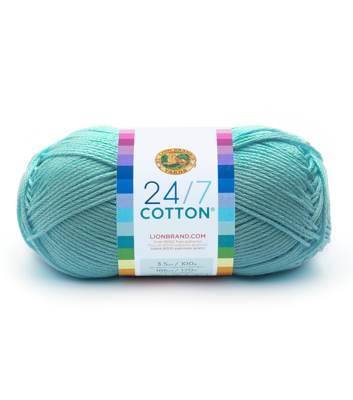 Lion Brand 24 7 Cotton Yarn