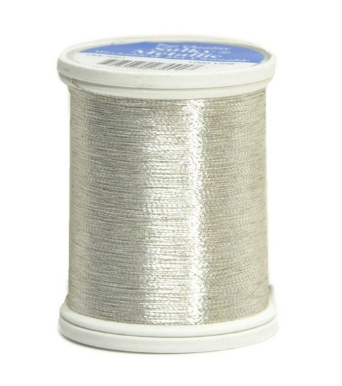 Sulky King Metallic Thread-1000 yds., Silver/7001