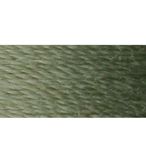 Coats & Clark Dual Duty Plus Hand Quilting Thread, #6180dd Green Linen